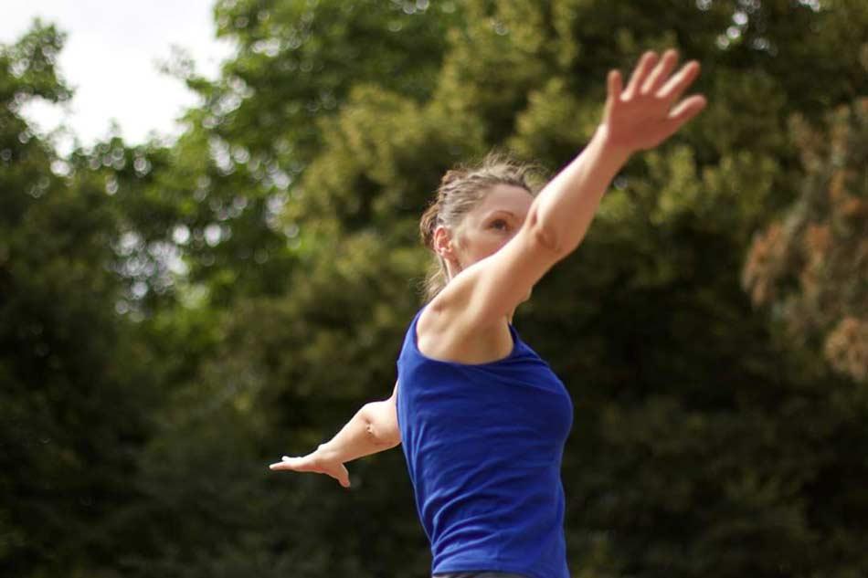 Solène Sullerot, professeur de yoga paris 14