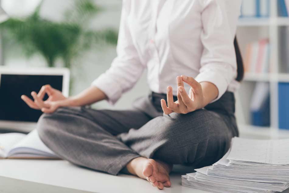 Cours yoga entreprise Paris : Yoga corporate et gestion du stress à Paris 14