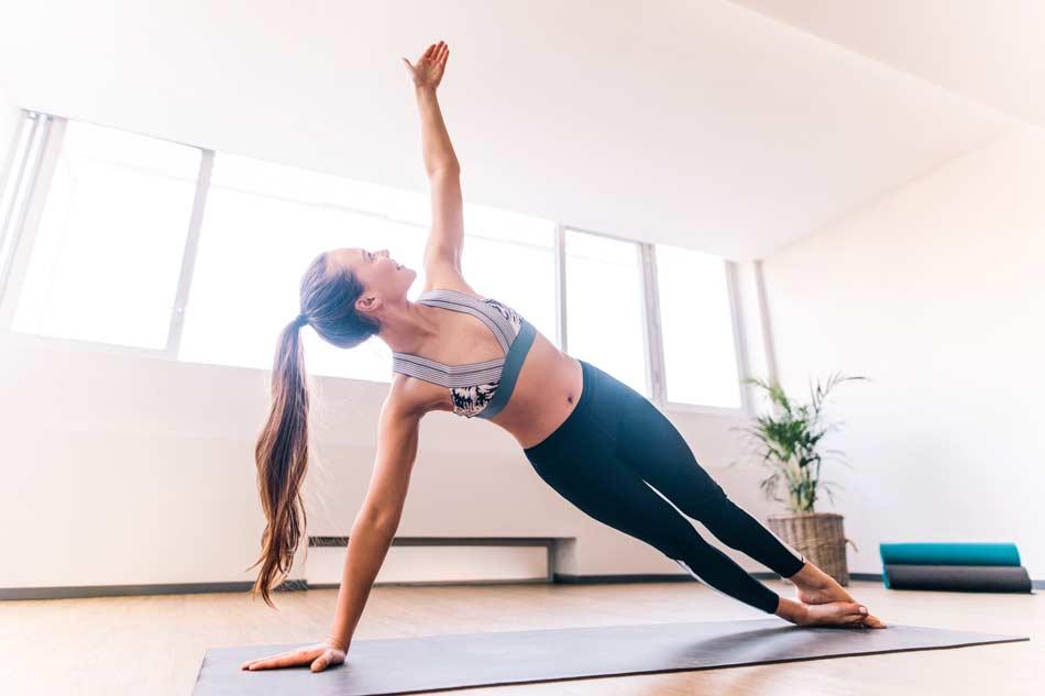 Cours de yoga tous niveaux vinyasa à Paris 14