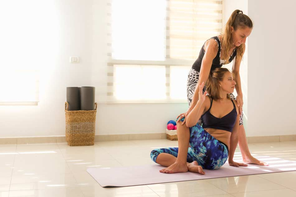 cours particulier de yoga à paris