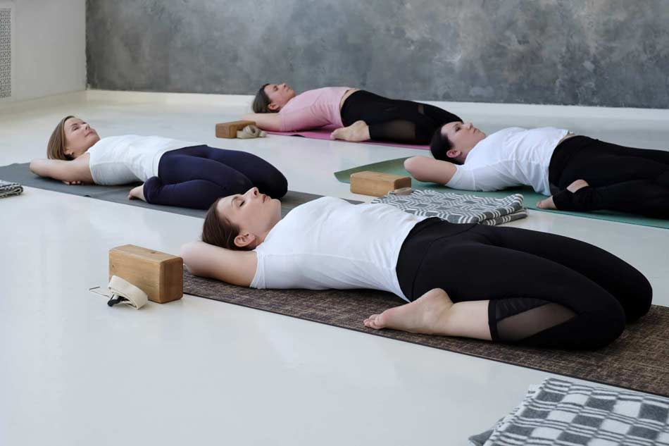 Yin Yoga Paris : cours de yinyoga dans le 14e de paris parc montsouris proche montrouge 92 chatillon